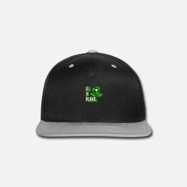 Planet ALL IN PLANET - Snapback Cap