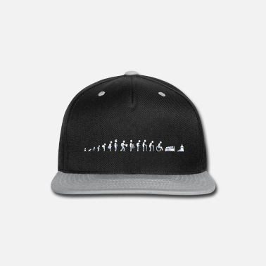 Grave Cradle to the Grave - Snapback Cap