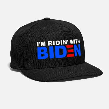 Party I'm Ridin' With Biden - Snapback Cap