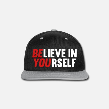 Sports BE YOU - Snap-back Baseball Cap
