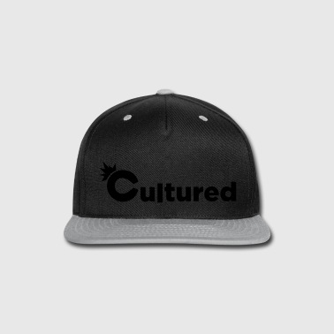 Cultured - Snap-back Baseball Cap