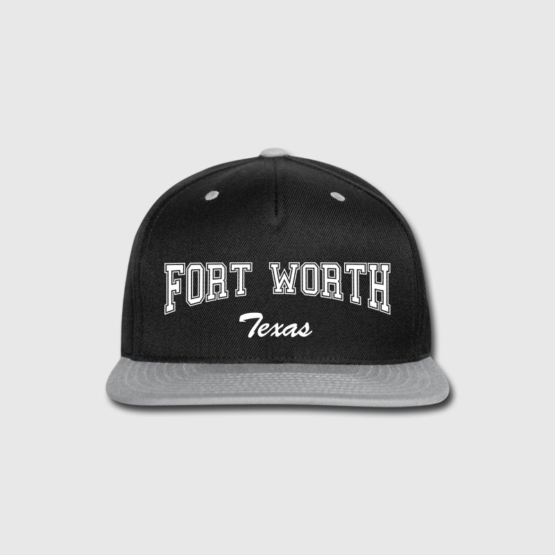 Fort Worth Texas - Snap-back Baseball Cap