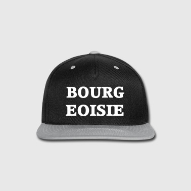 JayZ Bourgeoisie - Snap-back Baseball Cap