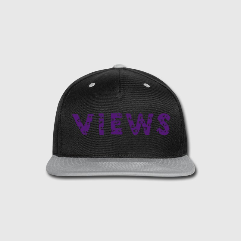 Views From The Six - Snap-back Baseball Cap