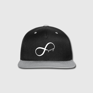 infinity young - Snap-back Baseball Cap