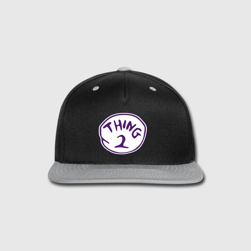 Thing 2 - Snap-back Baseball Cap