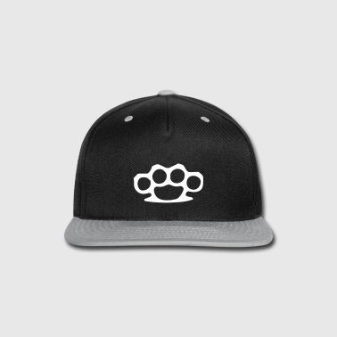 Brass Knuckles Violence - Snap-back Baseball Cap