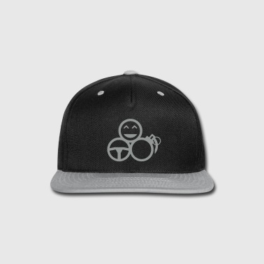 Iggy Fresh Logo - Snap-back Baseball Cap
