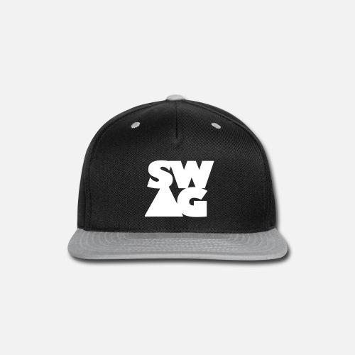 Swag Snapback Cap | Spreadshirt