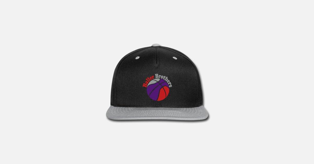 04f9d5c3fe Baller Brothers RBG basketball cap 1 Snapback Cap