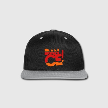 DANCE design that is SWAG - Snap-back Baseball Cap