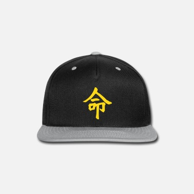 Destiny Kanji - Destiny - Snap-back Baseball Cap