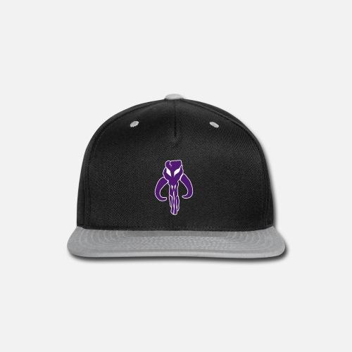 mandalorian - Snapback Cap. Front 12c9505ab47