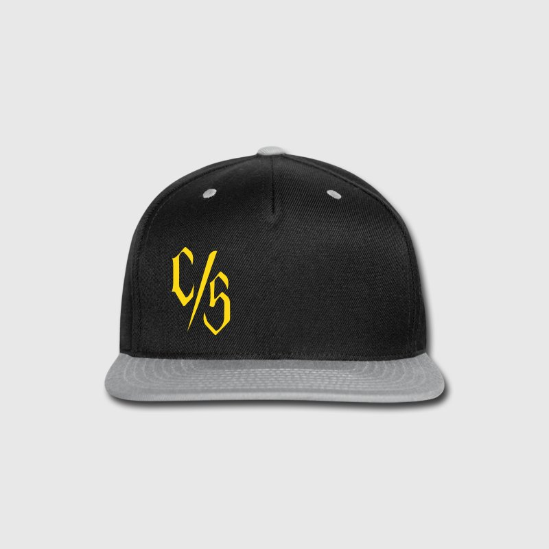 con safos black - Snap-back Baseball Cap