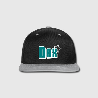 Dax Mini-Trail - Snap-back Baseball Cap