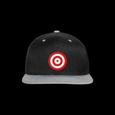 Target Shooting for who dare to wear! - Snap-back Baseball Cap