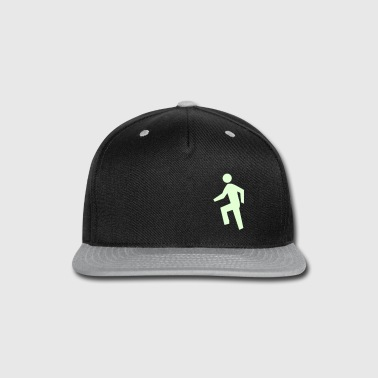 Dancing Guy - Snap-back Baseball Cap