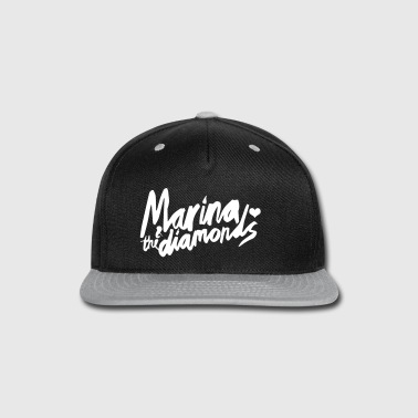 marinas - Snap-back Baseball Cap