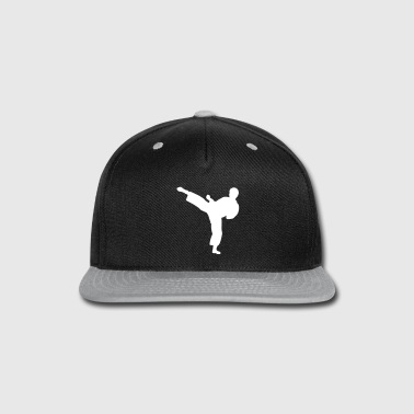 Boy Kicker - Snap-back Baseball Cap