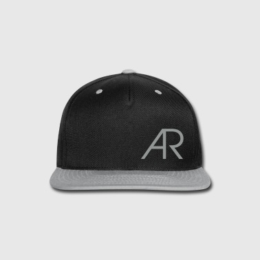Anchorhead Recording AR Design Vector - Snap-back Baseball Cap