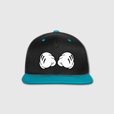 handsplot247fresh - Snap-back Baseball Cap