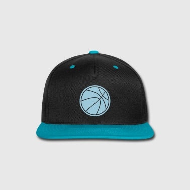 Basketball B Ball - Snap-back Baseball Cap