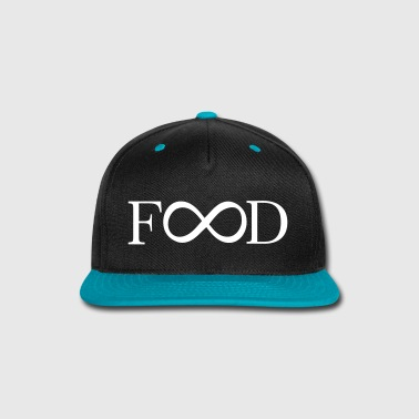 food infinity - Snap-back Baseball Cap