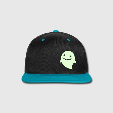Cute Ghost - Snap-back Baseball Cap
