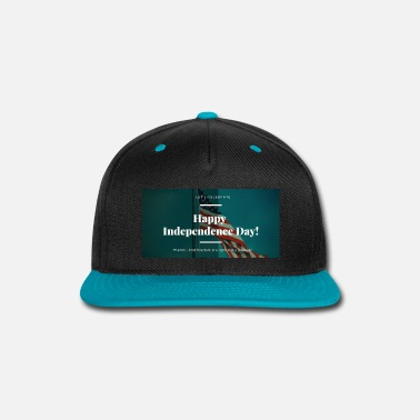 Independence Day Happy Independence Day - Snap-back Baseball Cap