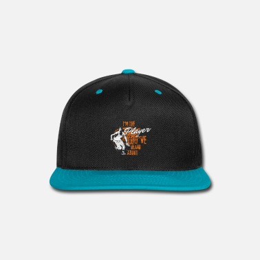 Dribbling Basketball player gift - Snapback Cap
