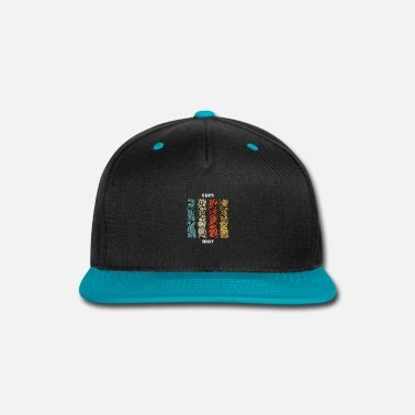Palm Trees Summer - Snapback Cap