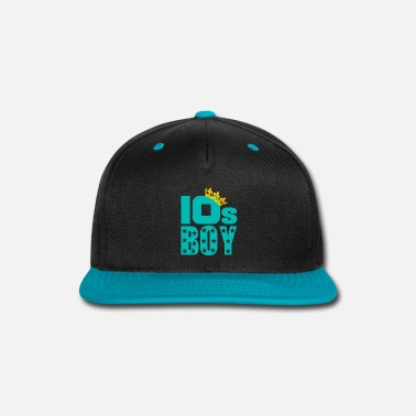 Chic 10s Boy - Snap-back Baseball Cap