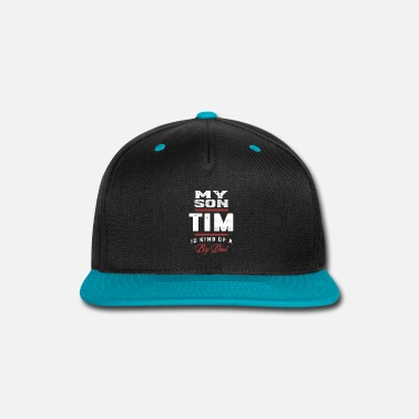 Name Name Tim - Snap-back Baseball Cap