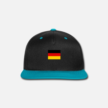 Flag Of Germany Flag of Germany (de) - Snapback Cap