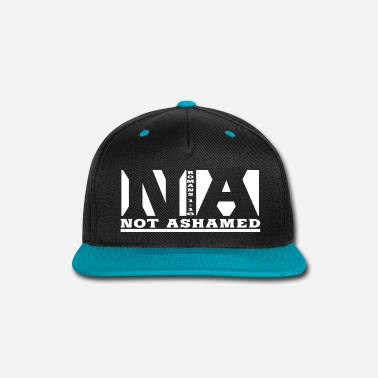 Gospel Romans 1:16 Not Ashamed of the Gospel Design - Snapback Cap