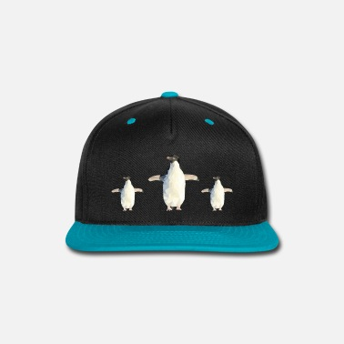 Group adeliepinguin group - Snap-back Baseball Cap