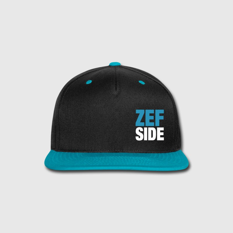 zef_side - Snap-back Baseball Cap