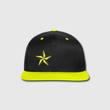 BLAZING STAR 2 - Snap-back Baseball Cap