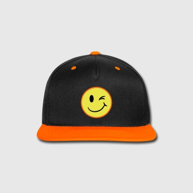 Vector Design - Snap-back Baseball Cap