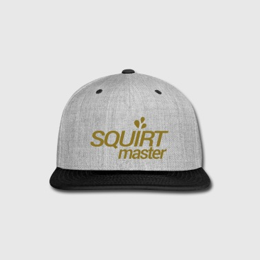 The Squirt Master - Snap-back Baseball Cap