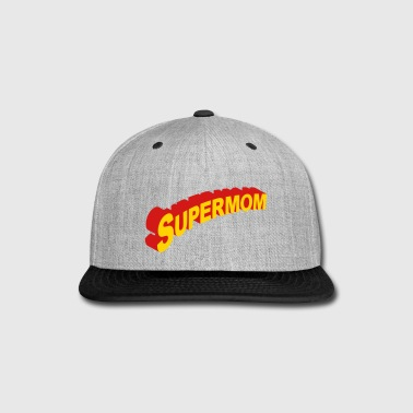 Supermom Mother's Day ED. - Snap-back Baseball Cap