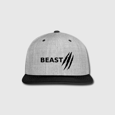 Beast - Snap-back Baseball Cap
