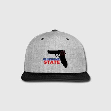 Gunshine State - Snap-back Baseball Cap