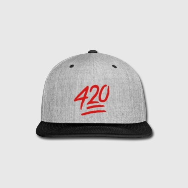 420  - Snap-back Baseball Cap