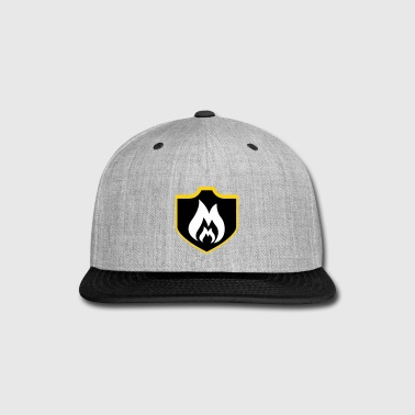 Clash With Your Clan  Shield-11 - Snap-back Baseball Cap