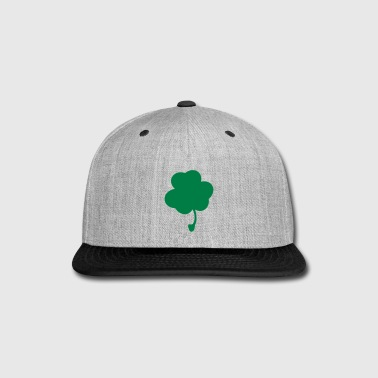 St. Patrick's Day Green - Snap-back Baseball Cap