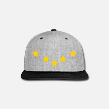 Rap givenchi star - Snap-back Baseball Cap