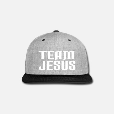 Jesus Christ team jesus - Snap-back Baseball Cap
