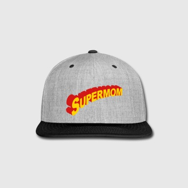 Supermom Supermom Mother's Day ED. - Snap-back Baseball Cap