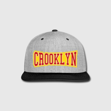 CROOKLYN - Snap-back Baseball Cap